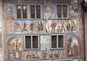 """hotel """"Weisser Adler"""" in Stein am Rhein"""